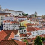 lissabon alfama portugal reisen sausade fado